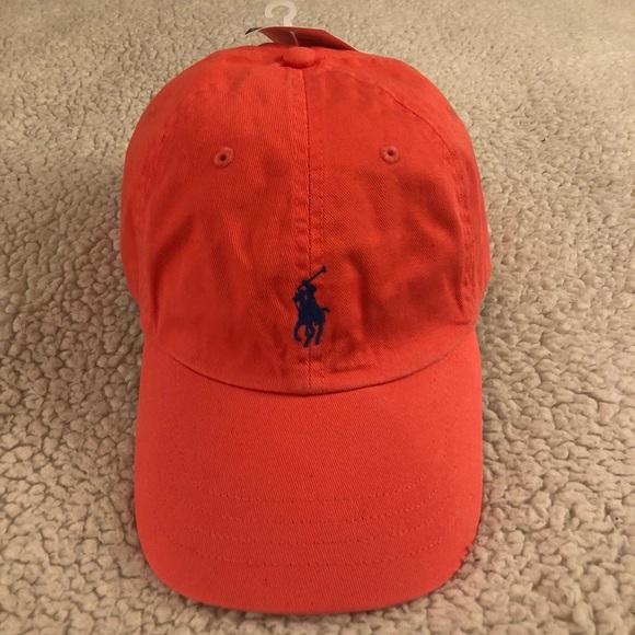 519f0d7fb9955 POLO RALPH LAUREN Men s Baseball Cap Hat w Pony